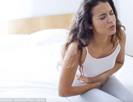 pijn bij menstruatie